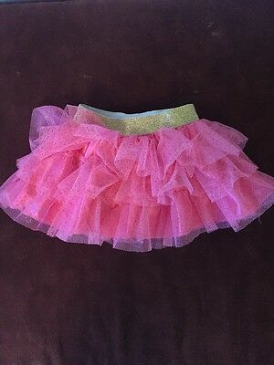 Girls Tutu By Freshly Squeezed Size 3-6 Months