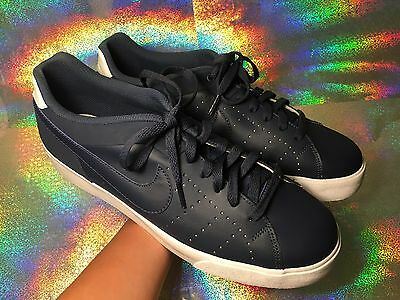 Nike Court Tour Navy Blue Men's Sneakers Size 10 NEW W/O BOX