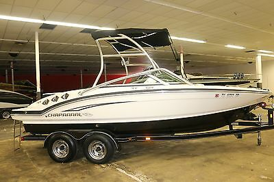 NO RESERVE !  Chaparral 206 SSI Sea Ray Boat Glastron Maxum Four Winds Bowrider