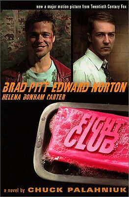 Fight Club by Chuck Palahniuk (1999, Paperback, Revised) 9780805062977 A Novel