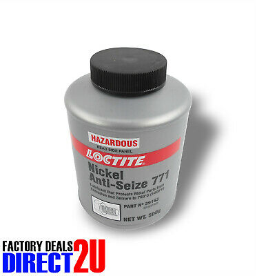LOCTITE Nickel Anti-Seize 771 Lubricant 500g #39163