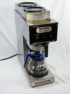 COMMERCIAL Bunn Pour O Matic Model: S  CLEANED / SERVICED & READY 2 BREW!!!