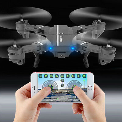 8807HD-G Wifi 0.3MP Camera Altitude Hold RTF 2.4G 6-Axis RC Quadcopter Toys