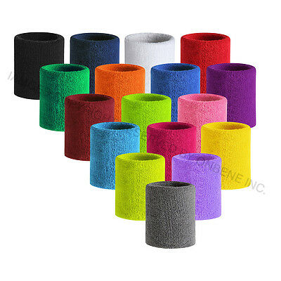 HÖTER Premium Wristbands,  Price/Piece, Terry Cloth Sweatbands