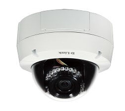 Brand NEW D-Link DCS-6513 IP security camera Outdoor Dome White security camera