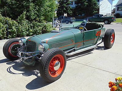 1927 Ford Model T  !927 Ford Tribute - Track Roadster