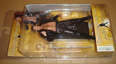Freddie Mercury 1970's Leather Look (Queen) Neca 2006 (Freddy)