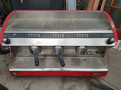 AZKOYEN 3 Group Commercial Espresso Coffee Machine