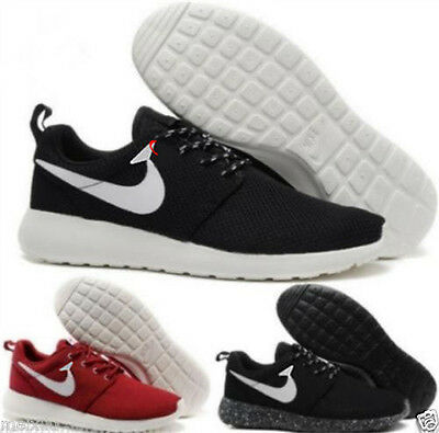 roshe run one womens mens lady shoes lace net sports leisure fitness shoes511881