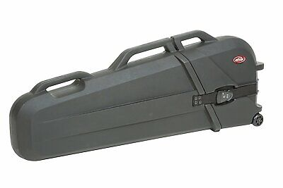SKB ATA Rated Electric Bass Safe Gig Bag Hard Case w/ Wheels