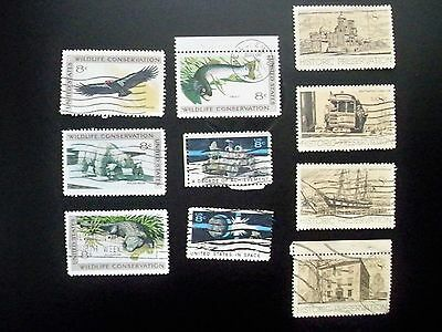 USA Used 1971 Issue 3 Senteniant Sets10 Total 142449304292 on Historic Preservation Stamp 1971