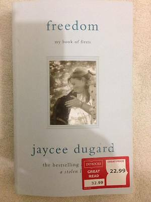 Freedom My Book Of First By Jaycee Dugard