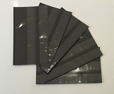 50 Display Stock Cards - FREE UK DELIVERY!! ~ 2 - STRIP 147mm X 84mm ⭐️⭐️⭐️⭐️⭐️