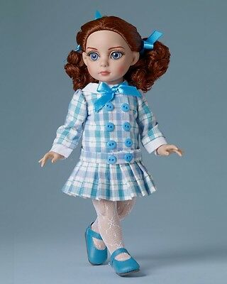 """NEW! Effanbee Tonner PRIM AND PROPER PATSY 10"""" Dressed Doll - NRFB"""