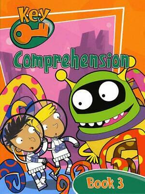 Key Comprehension New Edition Pupil Book 3 (KEY COM... by Burt, Angela Paperback
