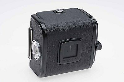 Hasselblad A12 12-Button Roll Film Back Black                               #967