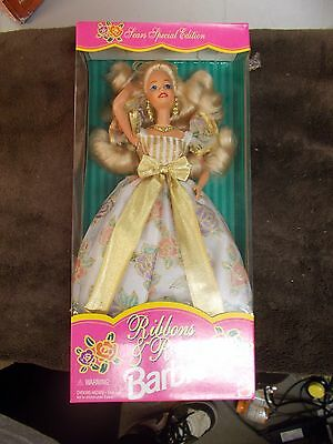 Nib 1994 Barbie Sears Special Edition Ribbons & Roses #13911