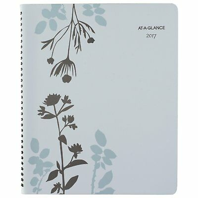"""AT-A-GLANCE Weekly / Monthly Appointment Book / Planner 2017, 8-1/2 x 11"""","""