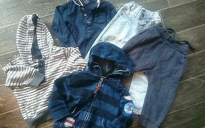 boys next bundle age 12-18 months