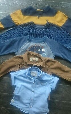 boys next jumper bundle 12-18 months