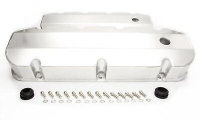 RACING POWER CO Fabricated Aluminum Tall Valve Covers Big Block Chevy P/N R6248