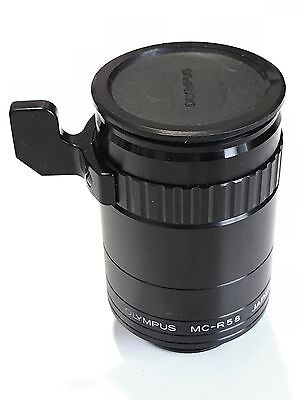 Olympus MC-R58 C-Mount Adapter Eyepiece Camera Video to Borescope Fiberscope