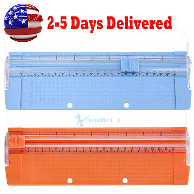 A4/A5 Precision Paper Photo Trimmers Cutter Scrapbook Trimmer Ruler Office Kit