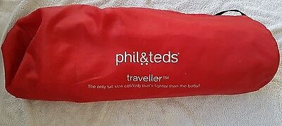 phil and teds travel cot