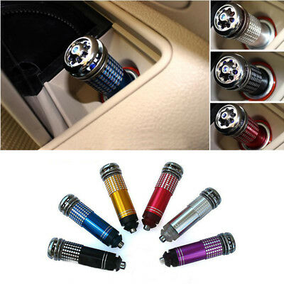 Car-styling Perfumes Air Freshener Fragrance Car Air Conditioning Vent Clip