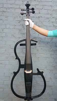 New Electric Cello 4/4 Wonderful Sound Silent Many Color Bag Bow Yinfente Brand