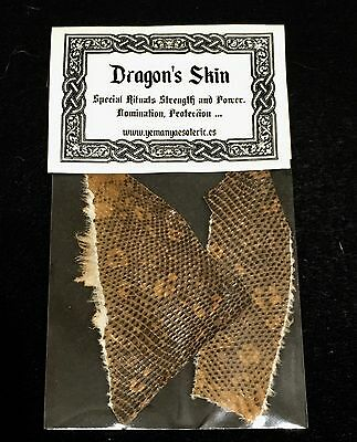 🐉 Dragon's Skin 🐉special Rituals Strength And Power. Domination, Protection...