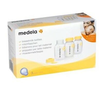 Medela Bottle 150ml 3 Pack Brand New In Box