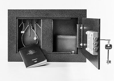 Wall Safe, patented easy install, Australian design