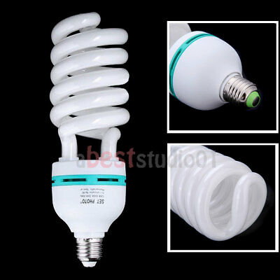 135W 5500K Photography Studio Continuous Lighting Daylight Bulb Lamp Energy Save