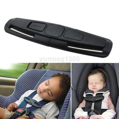 Practical Baby Safety Car Seat Strap Kids Toddler Chest Harness Clip Safe Buckle