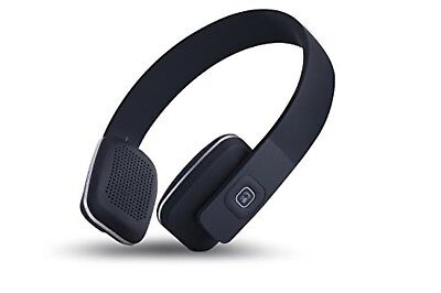 AudioFi Bluetooth Headset Quality Wireless Headphones for IOS, Android PC