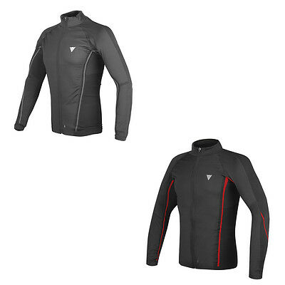 Dainese D-Core No Wind Thermo LS Motorcycle Tee Base Layer | All Colours & Sizes