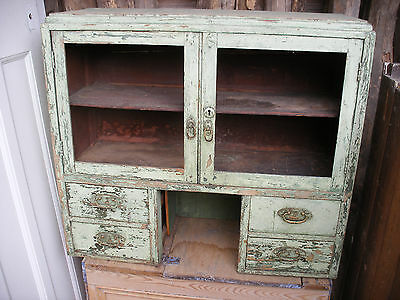 Reclaimed distressed cabinet / dresser top
