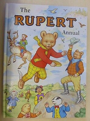 The Rupert Bear Annual 1999 Limited Edition Hardback Special Signed 52 / 500 EC