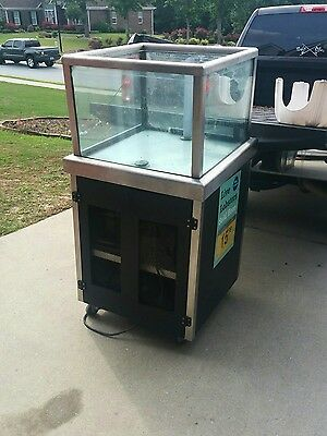lobster commercial tank