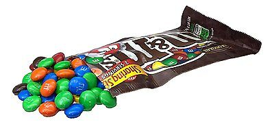 Spilled Bag of M&M's Candies Replica Food Prop by Just Dough It