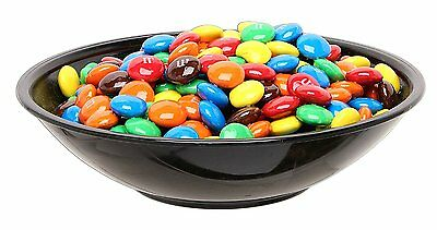 """Bowl Of M&M's Candies, 6"""" Diameter, Replica Food Prop by Just Dough It"""
