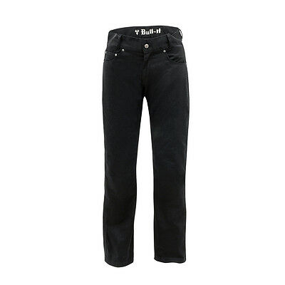 Bull-It Jeans SR8 Carbon VoloCE Motorcycle Mens Black Denim jeans All Sizes