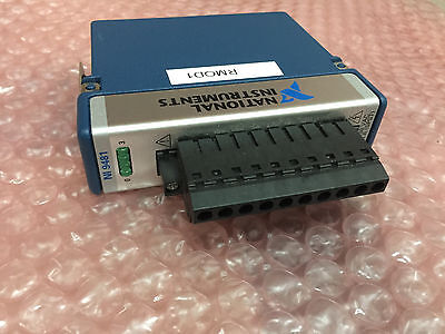National Instruments NI 4 channel relay output module - cRIO NI-9481