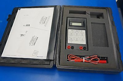 All-Test Iii Bjm Meter In Very Nice Condition.