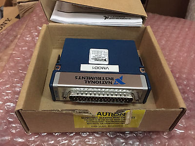 NEW UNUSED OPEN BOX National Instruments NI 9205 32ch 16-Bit Anolog Input Module
