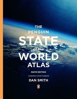 The Penguin State of the World Atlas: Ninth Edition by Smith, Dan -Paperback