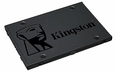 "Disco Duro Sólido Kingston A400 240Gb - Sata3 - 2.5"" / 6.35Cm - Hasta 500Mb/s Le"