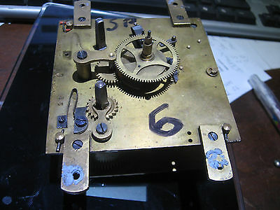 Clock Movement For Parts