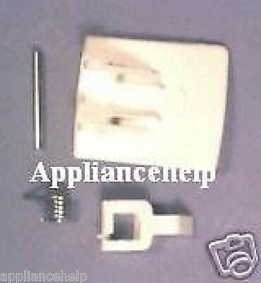 WHITE KNIGHT CL432W CL441 CL311 GVCL412 Tumble Dryer DOOR HANDLE CATCH KIT